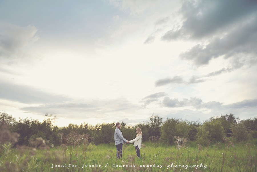 dearest someday engagement session