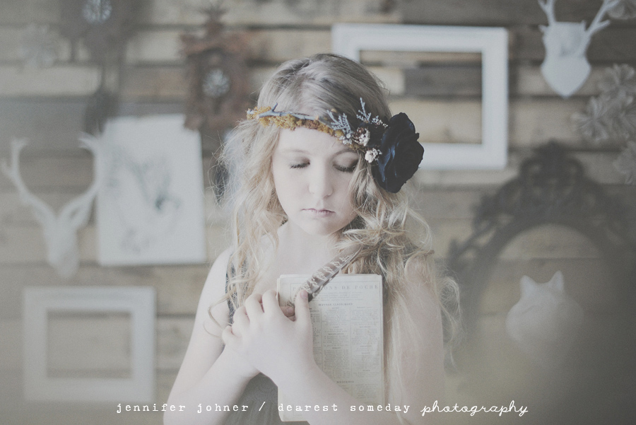 rustic styled photo session